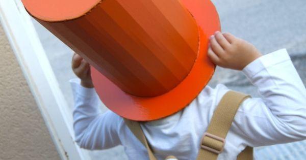 Paper Hat :)