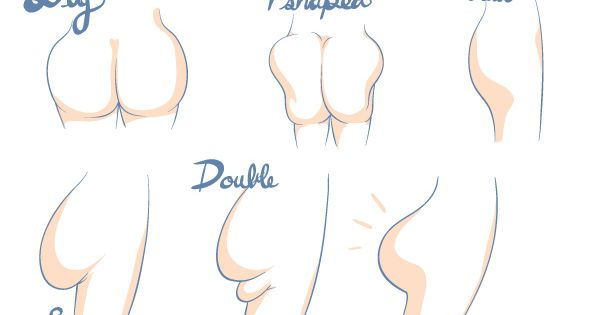 Booty-Shaping Workouts for Your Butt Type