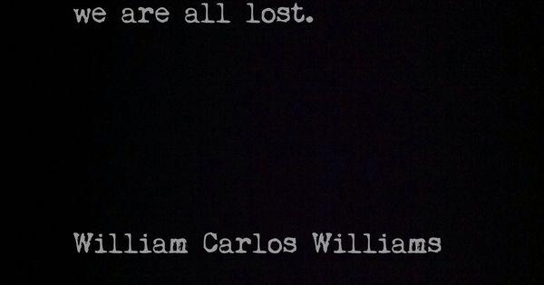 college essays william carlos williams