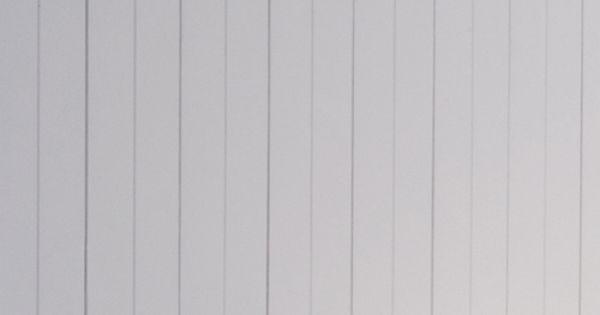 Lowes EverTrue 8'H Paint Grade MDF V-Groove Plank Paneling