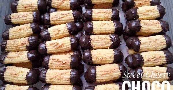 Resep Sweet Cheesy Choco Cookies Oleh Maylisha Resep Kue Kering Mentega Kemasan Kue Kering Resep Biskuit