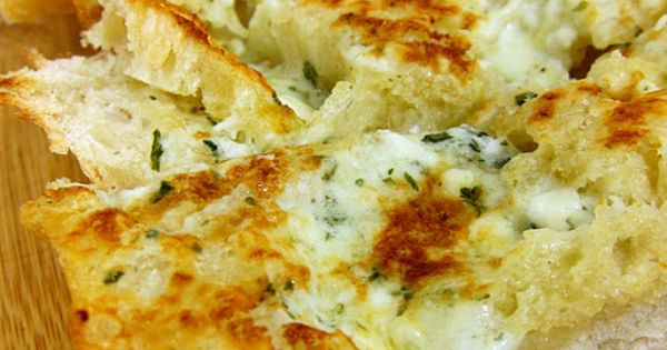 Gorgonzola Garlic Bread | Garlic Bread, Garlic and Breads