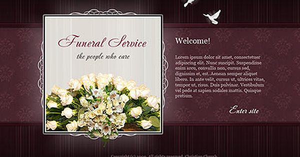 powerpoint funeral backrounds | Christian Funeral Backgrounds ...