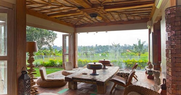 Rustic by Design in Bali Home design Bali indonesia and Home