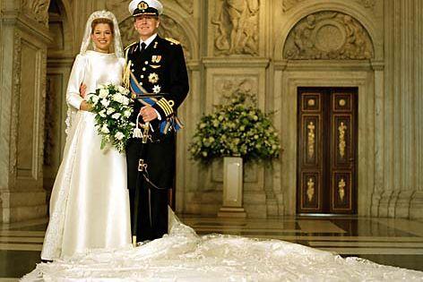 william of orange wedding