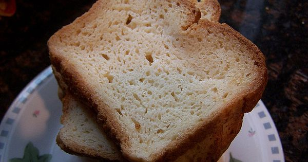 Breads, White bread and Recipe on Pinterest