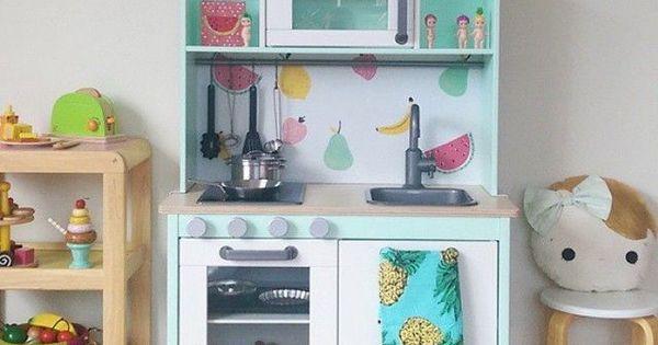 mommo design 6 ikea duktig hacks ideas at home. Black Bedroom Furniture Sets. Home Design Ideas