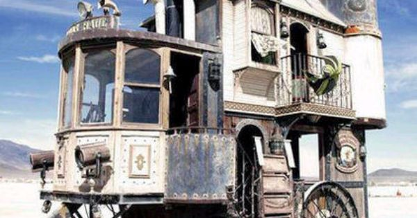 Real life Steampunk Howl's Moving Castle! Neverwas Haul