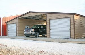 42 X 31 X 12 Vertical Barn Choice Metal Buildings Portable Carport Metal Garage Buildings Carport