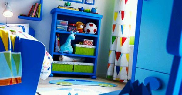 Ikea boys toddler room decoracion para ni os pinterest - Libros de decoracion de interiores gratis ...