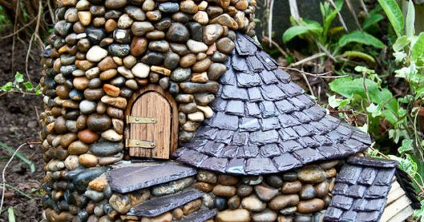 how to make your own fairy house