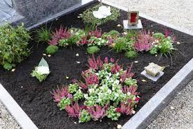 Pflegeleichte Grabbepflanzungen Im Sommer Beispiele Tipps 11