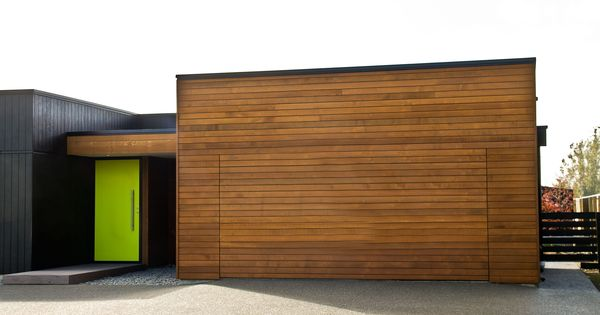 Custom Cedar Flush Mount Garage Door Garage Doors