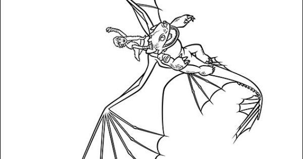 drachenzähmen leicht gemacht malvorlagen | dragons