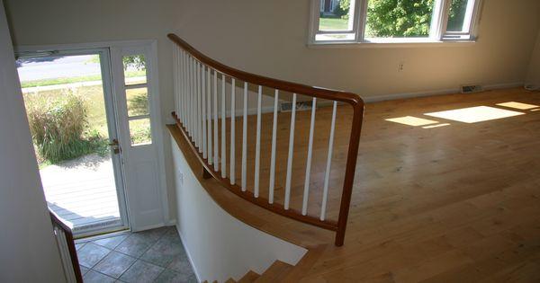 Split Foyer Stair Railing : Google image result for http purcellart files wordpress