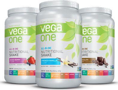 Vega One All In One Nutritional Shake Nutrition Shakes Best Meal Replacement Shakes Best Meal Replacement