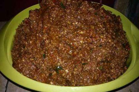 Resep Membuat Kuah Pecel Sambal Pecel Lezat Resep Masakan Natal Resep Resep Masakan