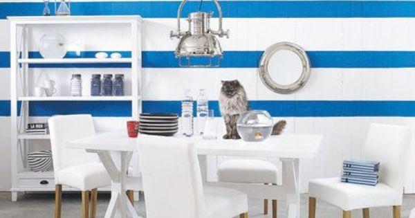 des motifs d 39 inspiration bord de mer d co inspiration. Black Bedroom Furniture Sets. Home Design Ideas