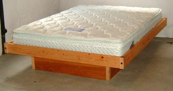 A Guide To Platform Bed Plans Ezinearticles Submission Submit