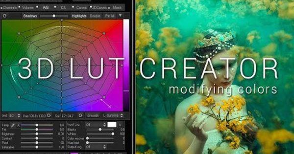 3D LUT Creator Pro 1.50 Crack Torrent Key MAC Free Download