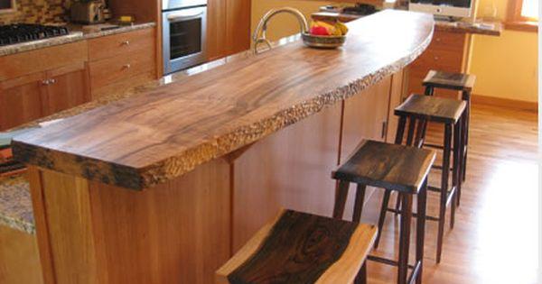 Kitchen Wooden Bar