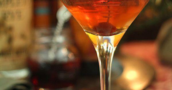 The Perfect Manhattan – A Classic Cocktail | Recipe | Manhattan ...