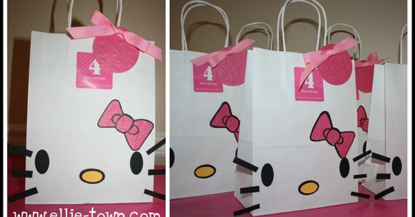 Hello Kitty Party Planning