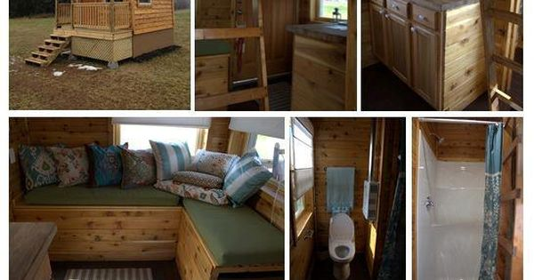 100 Sq Ft Living Off The Grid Off The Grid Tiny Houses