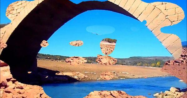 Villanueva Del Río Cenera De Zalima Pueblos Sumergidos En El Pantano De Pantano Pueblo Montañas