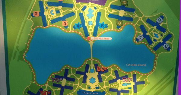 Walt Disney World Art Of Animation Resort Amp Pop Century