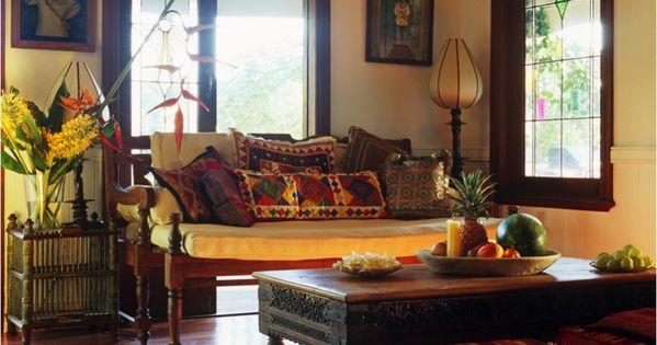 Indian Ethnic Home Style Decor Ethnic Indian Decor Pinterest Ethnic Living Room Ethnic