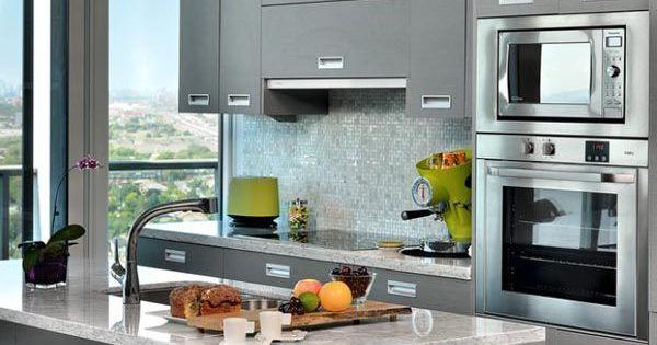 Ideas para decorar cocinas americanas en espacios peque os - Cocinas americanas en espacios pequenos ...
