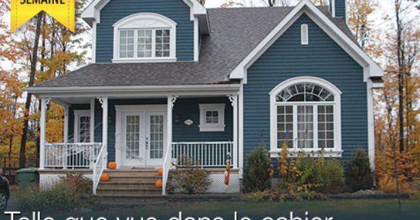 Maison de la semaine w2759 house of the week dessindrummond drummondesigns - Plan de maison coloniale ...