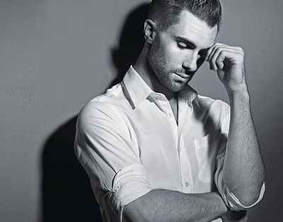 Adam Levine - best eye candy and it just so happens he