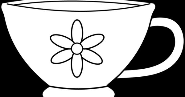 coloring pages cups cute teacup coloring page free shapes clip art free download shapes clip art banner