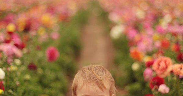 One tiny flower