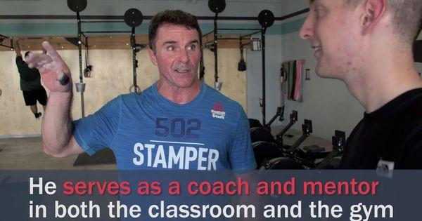 Behind The Uniform Dr Chris Stamper Stampers Mentor Uniform