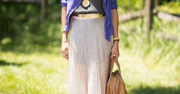 Olivia Palermo in theVeuve Clicquot Polo Classic 2012, NJ. By 21.