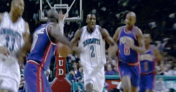 Johnson To Mourning Larry Johnson Basketball Legends Alonzo Mourning