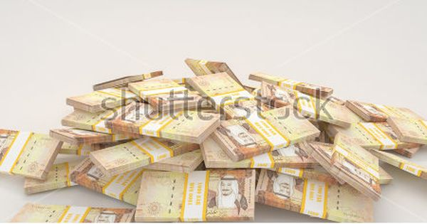 Money Background Saudi Riyal Ten Fifty One Hundred And Five Hundred Bills ريال سعودي عملة عملات نقود فلو Money Background Stock Photos Photo Editing
