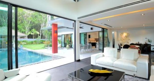 Pool Villa House Villa Laguna