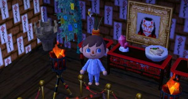 Dreaming Of Hitokui With Images Animal Crossing New Leaf
