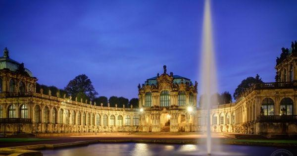 Dresden Deutschland Burgen Deutsche Sehenswurdigkeiten Abenteuer Und Reisen