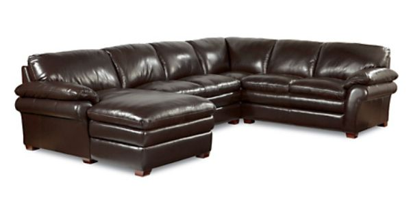 Brock Sectional At Home Furniture Store Furniture Home Furniture