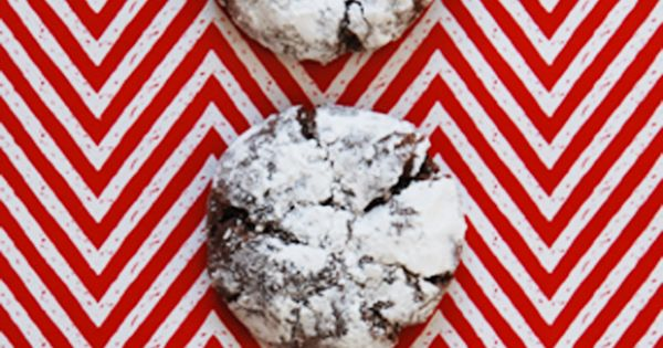 Chocolate Crinkles, Chocolate Crinkle Cookies and Crinkle Cookies ...