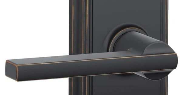 View The Schlage F10 Lat Add Latitude Reversible Passage