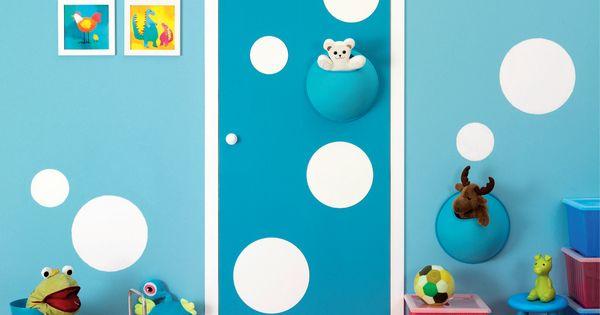 Blue boys bedroom ideas - Zobacz Jak Szybko Odnowi Stare Drzwi Http Zrobiszsam