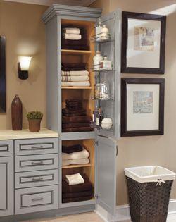 Linen Cabinet Design Trendy Bathroom Master Bedroom Bathroom