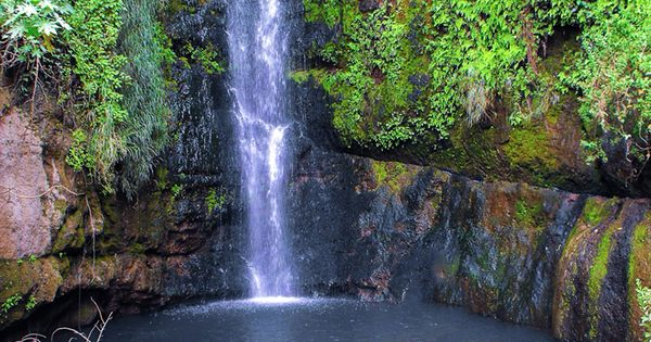 Jebel Marra waterfall, one of the most beautiful places in ...