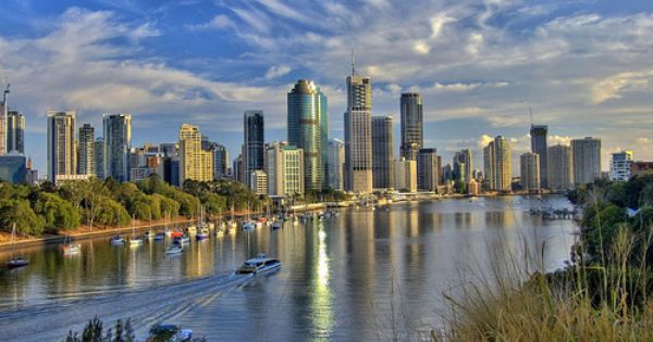 Brisbane Australia Places To Go Places Around The World